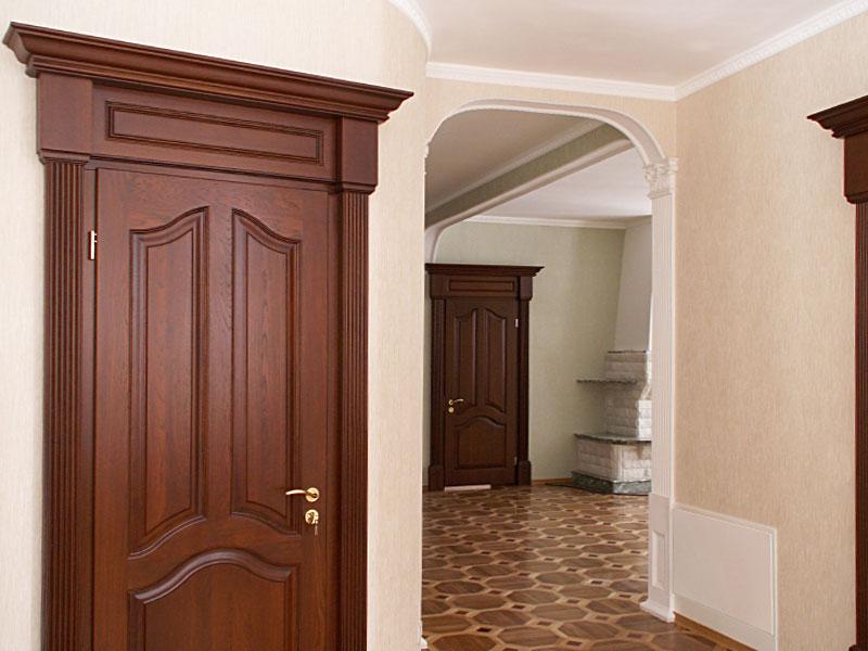 купить межкомнатные двери из дуба