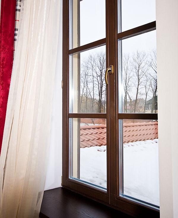 Немецкие окна деревянные