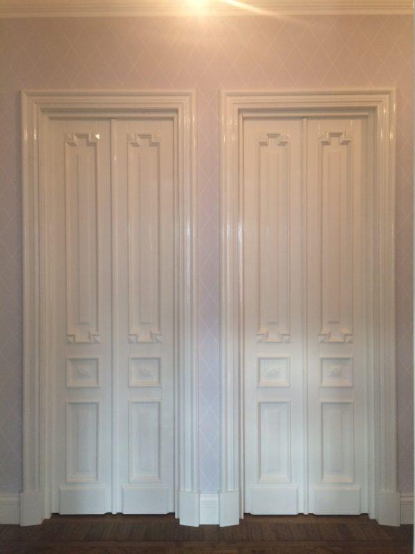 двери в квартире в Москве