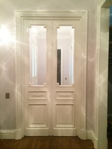 Исторический стиль в московской квартире