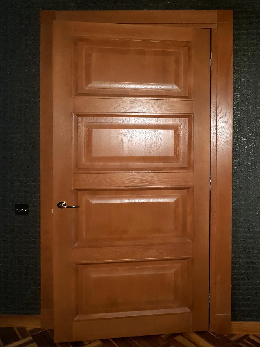 Двери из массива дуба купить из Белоруссии, межкомнатные