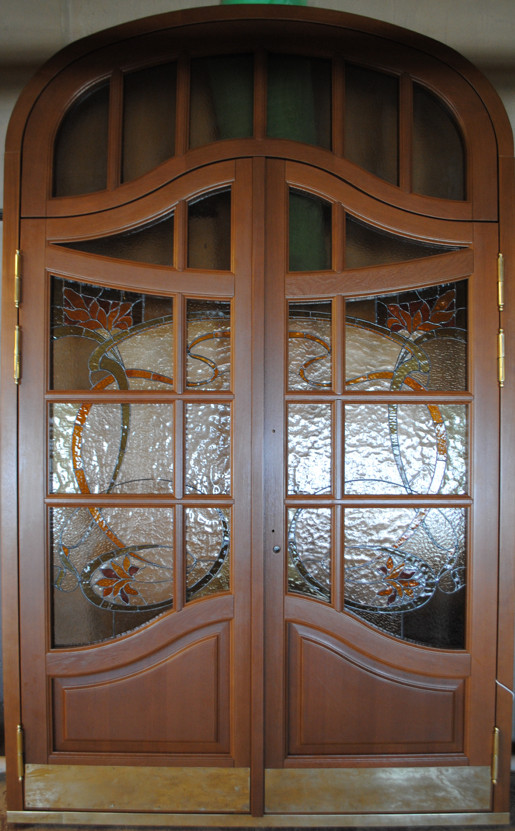 Creda (Креда) - межкомнатные двери из массива дуба премиум