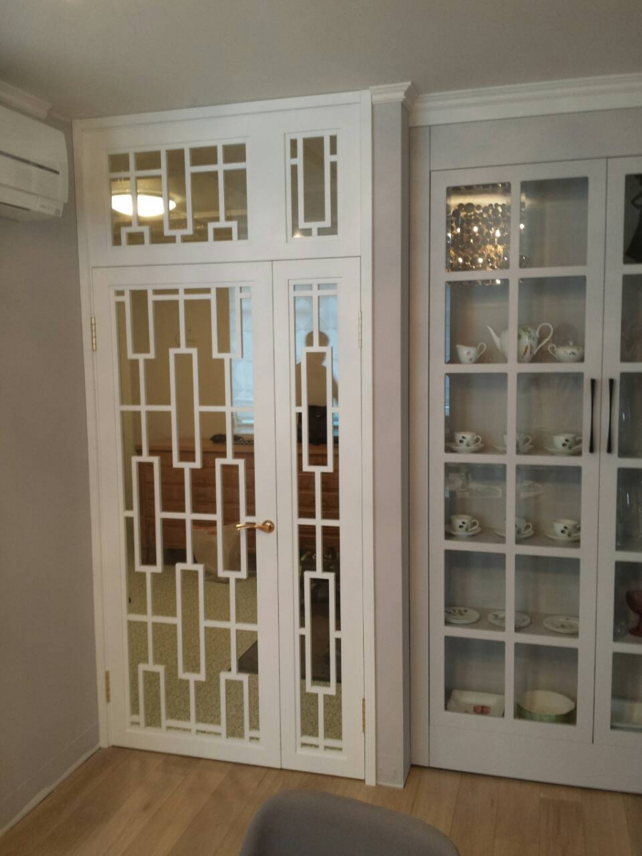 Купить межкомнатные двери в Киеве: низкая цена + гарантия