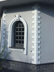 Окна арочные