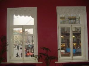 Окна старого образца