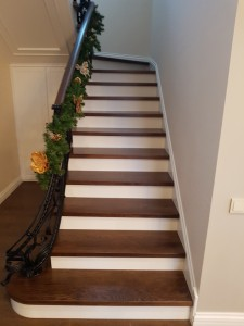 Ступени для бетонной лестницы