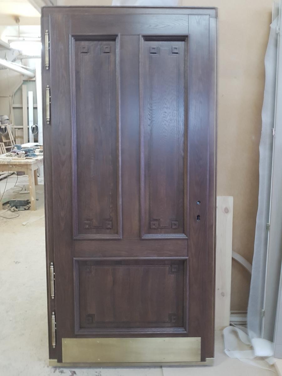 Межкомнатные двери экошпон высокого качества Купить