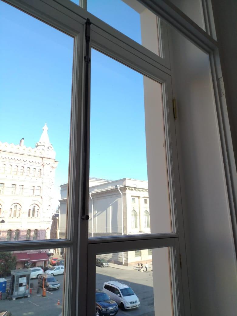 Окна исторические