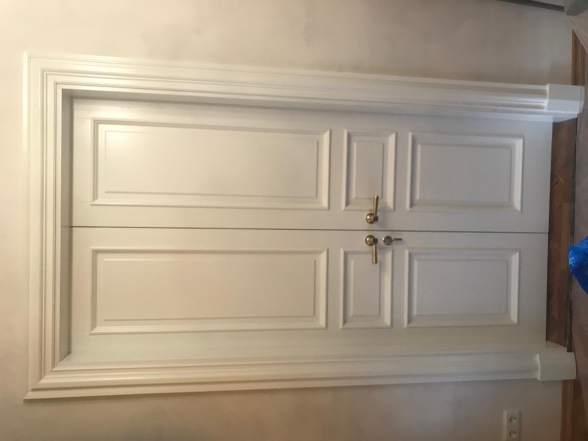 Двери по индивидуальным эскизам