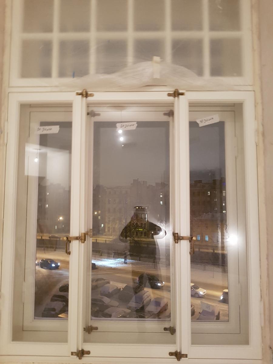 Исторические окна