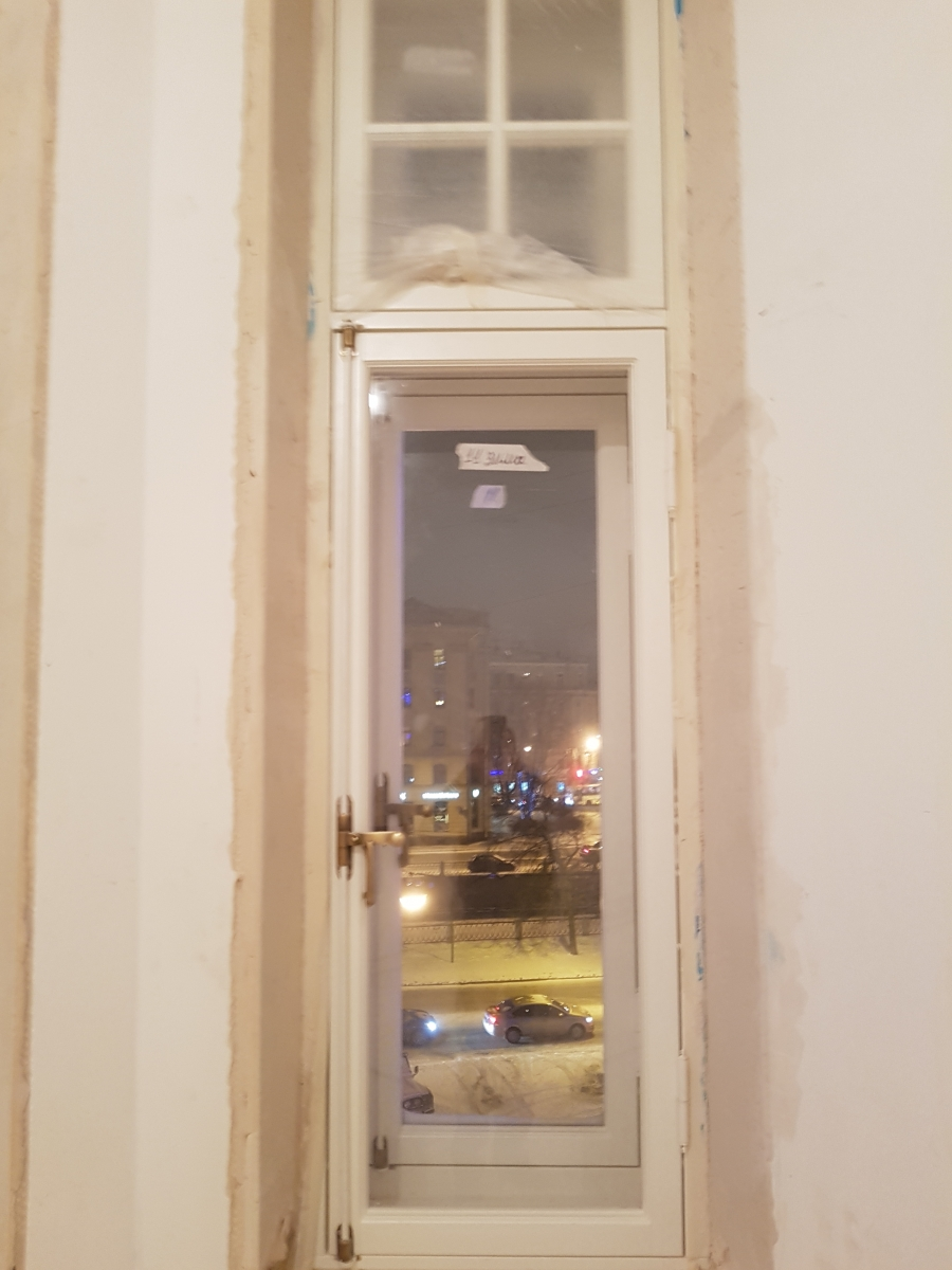 Окна ГИОП