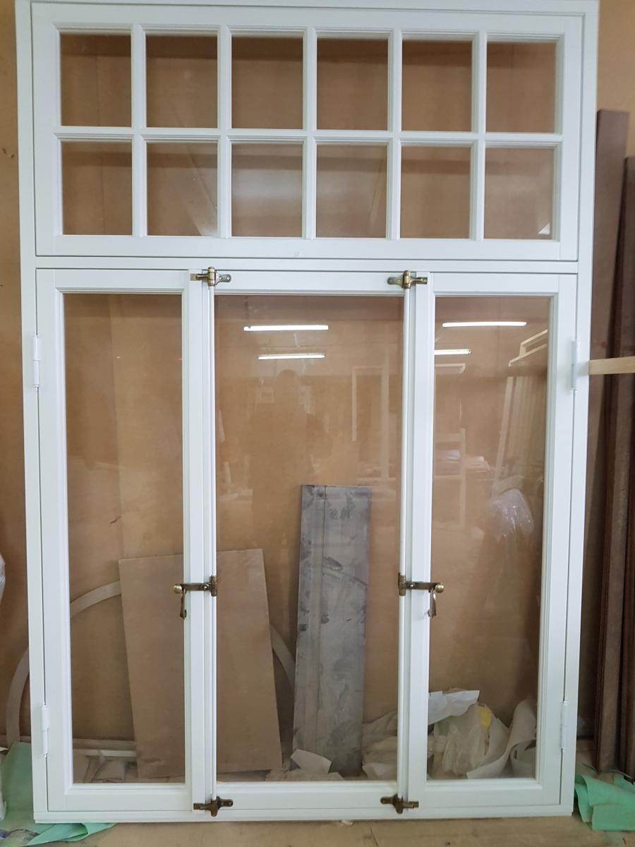 Окна ГИОП из сосны