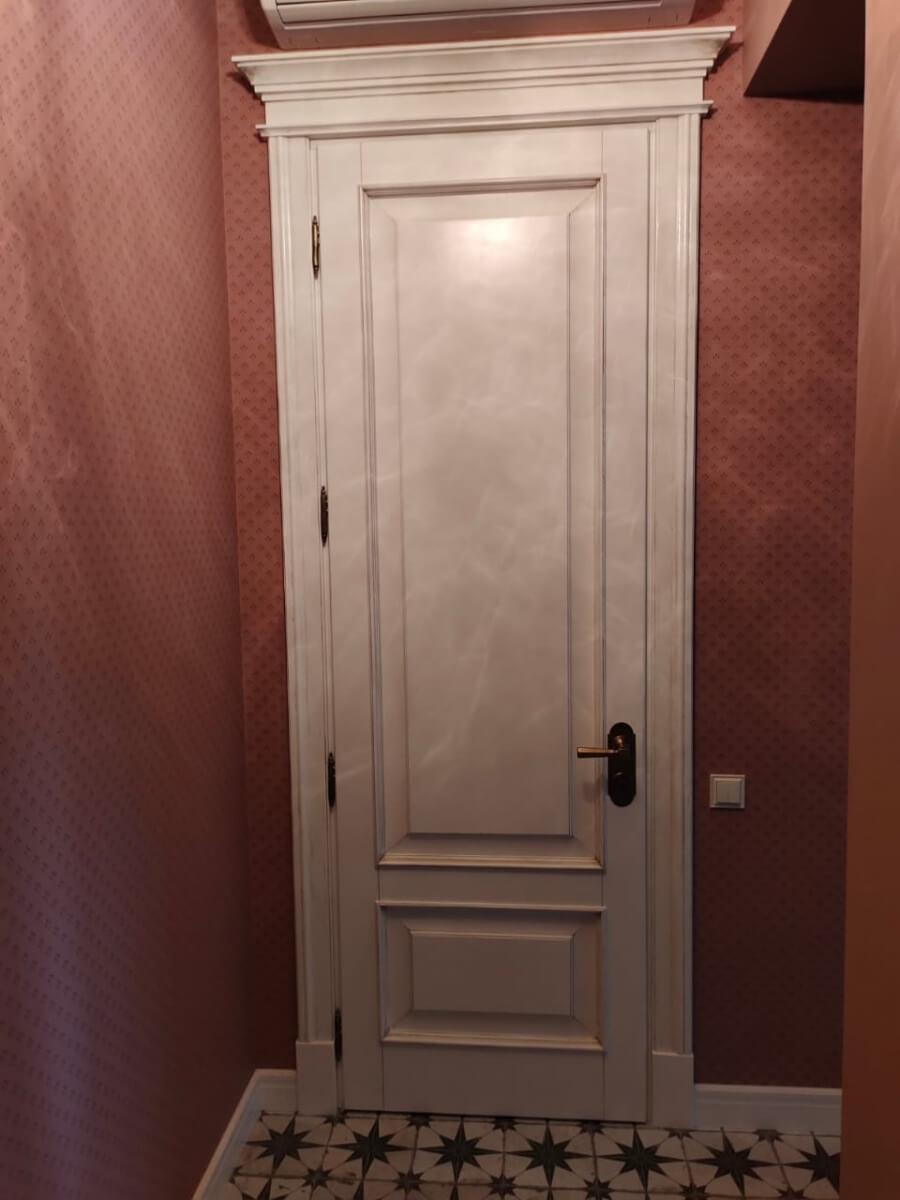 Двери индивидуальные