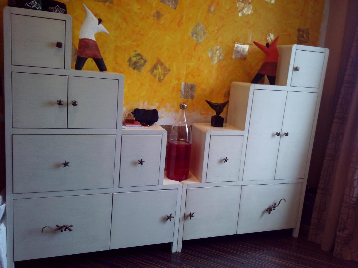 Шкафы по индивидуальным эскизам