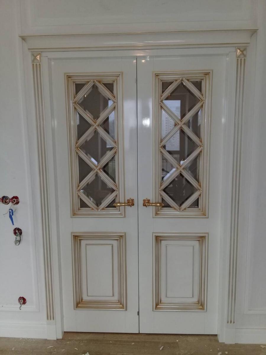 Двери межкомнтаные на заказ