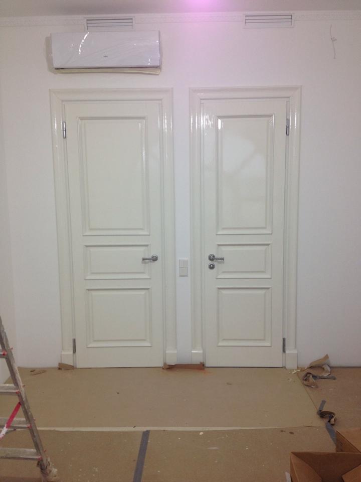 Двери из массива по индивидуальным размерам