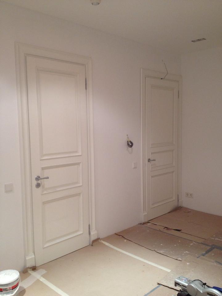 Межкомнатные двери из дуба под заказ
