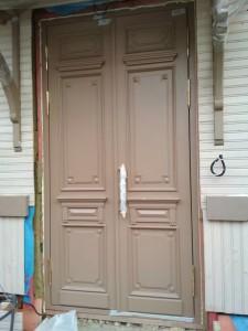 Двери входные ГИОП