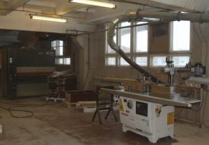 Фрезерный станок - Наше производство