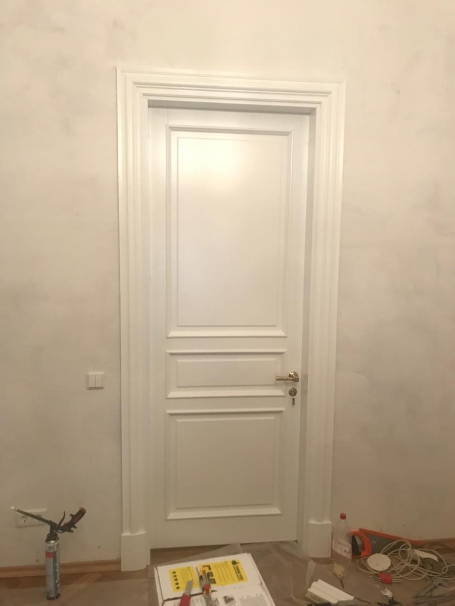 Двери под заказ сосна