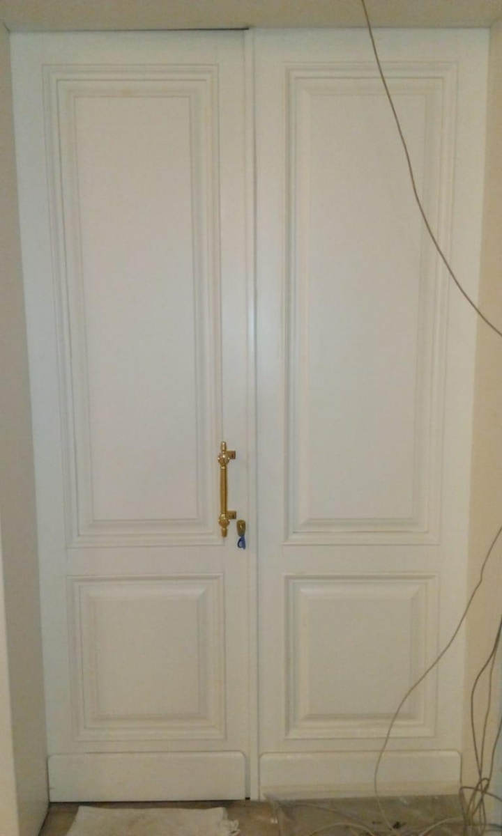 Дверь сосна