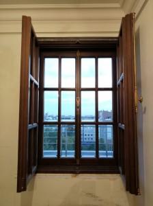 Окна исторические из дуба