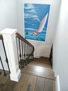 Ступени для металлических лестниц