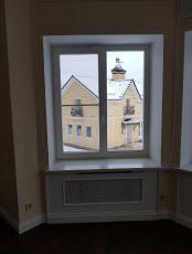 окно по индивидуальному проекту