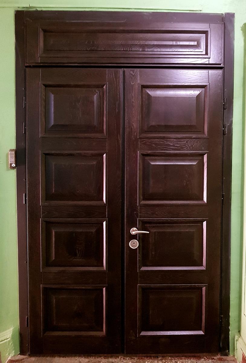 Двери из массива дуба- stolicadveriru