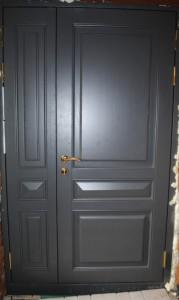 Входные двери ГИОП