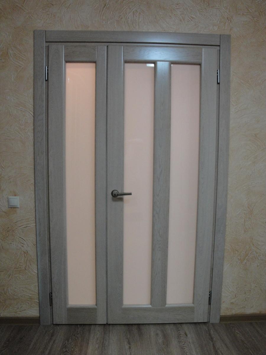 Двери белёный дуб - dveri-doorscom