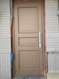Двери ГИОП из массива сосны