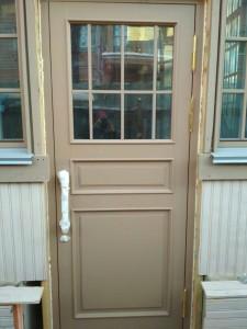 Двери ГИОП стеклянные