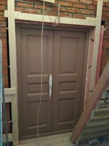 Двери из сосны ГИОП