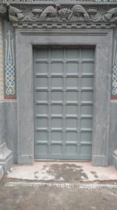 Накладка на металлическую дверь