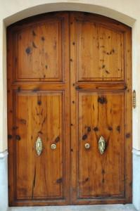 Элитные двери из массива дуба